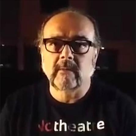 """Antonio Saura: """"Me descubrió técnicas para dominar la voz. Soy un privilegiado"""" - Opiniones Ohlavoz"""
